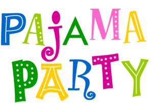 pajama party children s museum pajama party clipart free pyjama party clipart